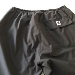 FootJoy Pants - FJ Men's DryJoys Golf Rain Pants w/ adjust. Waist